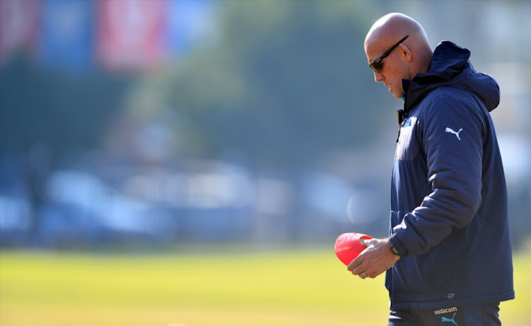 John Mitchell during the Vodacom Bulls training session at Loftus Versfeld on July 04, 2018. File photo.