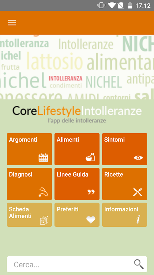 CoreLifeStyle Intolleranze- screenshot