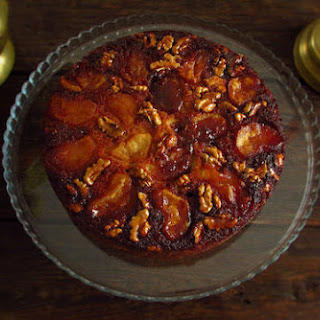 Apple Walnut Cake Without Baking Soda Recipes.