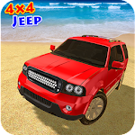 Jeep Drive Stunt Race : Water Surfer Icon