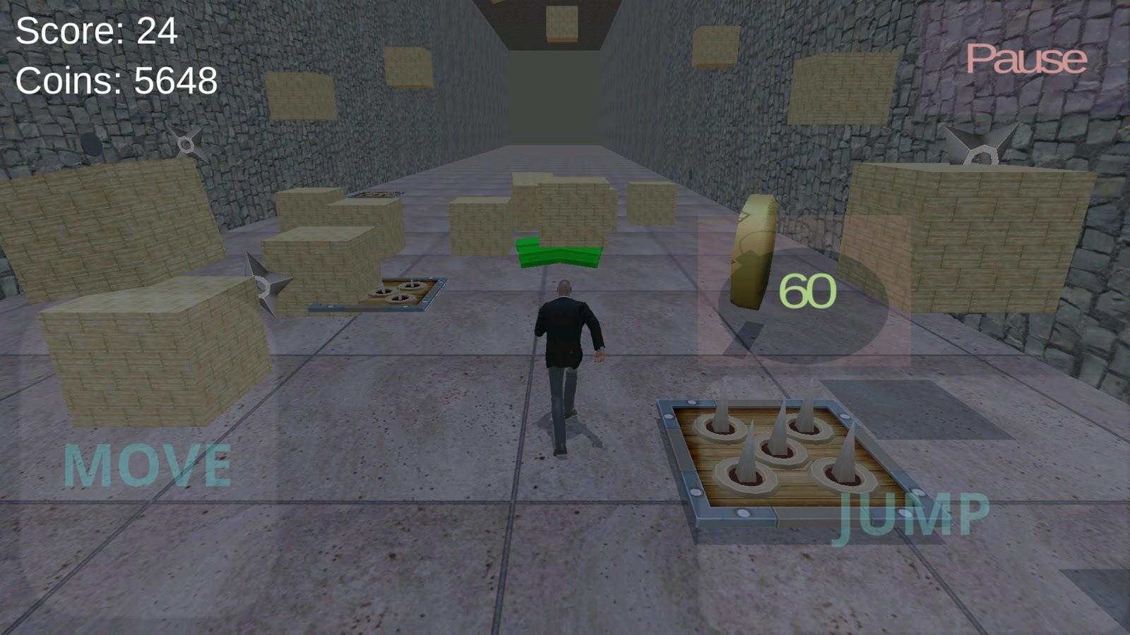 Chaos Runner 3D