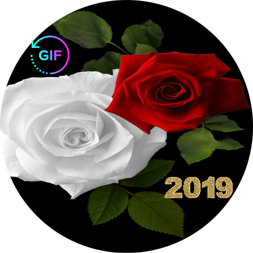 Flowers And Happy New Year 2019 Applications Sur Google Play