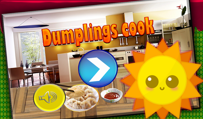 Dumplings Cook - screenshot