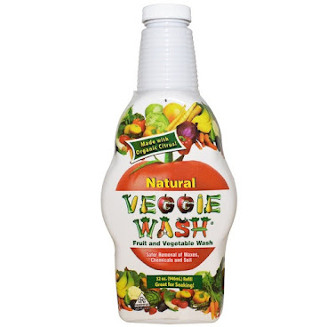 Veggie Wash, Fruit and Vegetable Wash 水果蔬菜清洗劑