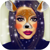 Animal Face Sticker Pic Editor