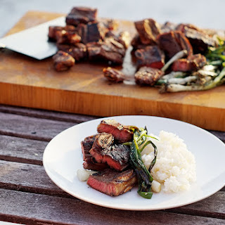 Super Easy Grilled Kalbi Ribs