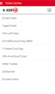 HandyTicket Deutschland- screenshot thumbnail