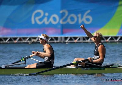 Carrièreswitch: Olympische roeikampioen is opnieuw de snelste tijdrijder van Nieuw-Zeeland