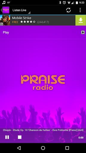 Praise Radio  screenshots 2