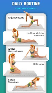 Yoga for Weight Loss – Daily Yoga Workout Plan 3