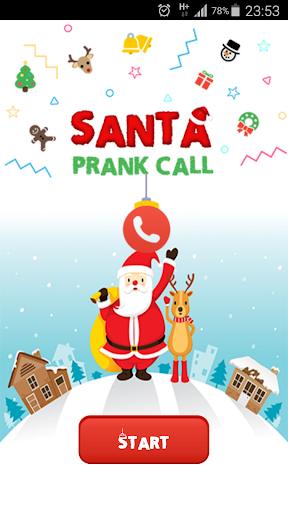 Santa Prank Call 1.1.2 screenshots 1