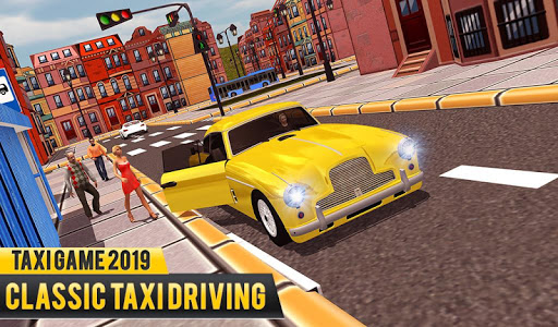 NY Taxi Driving 2019 : Yellow Cab Parking Mania image | 4