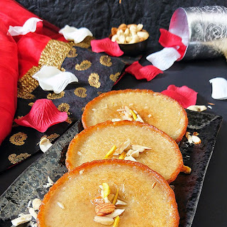Whole Wheat Flour Malpua Recipe | Atte ka Malpua.