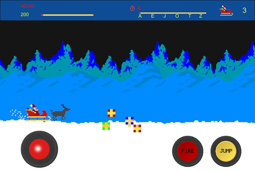 Moon Patrol modavailable screenshots 2