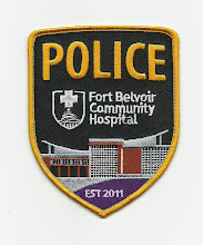 Photo: Fort Belvoir Community Hospital Police