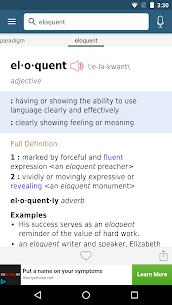 Dictionary – Merriam-Webster Apk 2