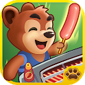 Kids BBQ Funny Game icon