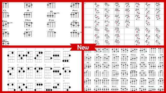 Ukulele Chords Chart Apps On Google Play