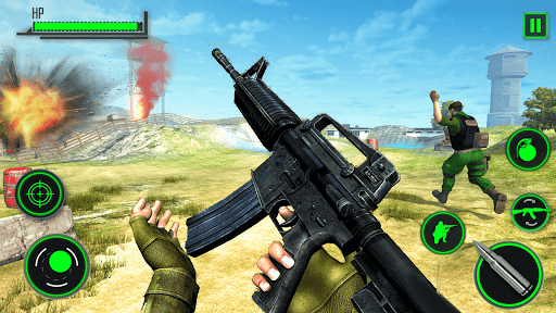 US Army Counter Terrorist Mission FPS Shooting  screenshots 2