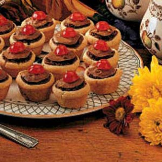 Brownie Tarts.