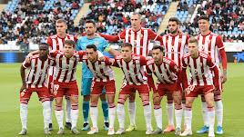 El Almería espera hacer carrera en la Copa del Rey.
