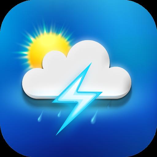 World Weather: Local Forecast | Rain Radar Icon