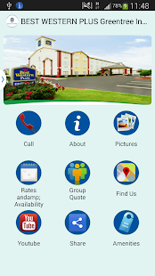 BW PLUS Greentree Inn & Suites- screenshot thumbnail