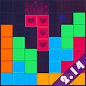 Block Pop Valentine icon