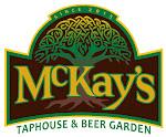 Logo for McKay's Taphouse & Beer Garden
