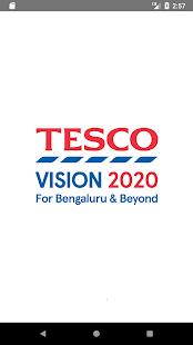 Tesco Vision 2020 - náhled