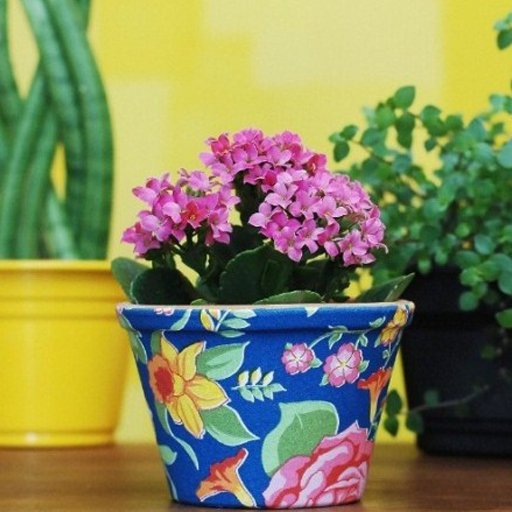 Easy Flower Pot Designs