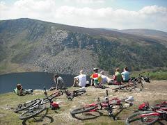 Visiter VTT dans les montagnes de Dublin