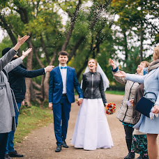 Wedding photographer Yuliya Savinova (jivashka). Photo of 12.01.2018