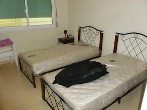 Photo: Notre chambre
