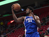 Utah Jazz blijft het uitstekend doen, Philadelphia 76ers lijden verrassende nederlaag na overtime