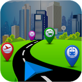 GPS Route Finder - GPS Tracker, Maps & Navigasi