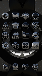 Beyond black platin icon pack HD 3D- screenshot thumbnail