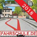 Fahrschule.de Führerschein 2018 icon