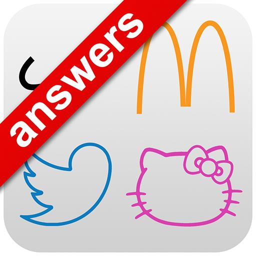 Answers Logo Quiz (Minimalist)