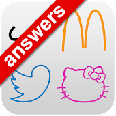 Answers Logo Quiz (Minimalist)
