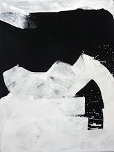 """Photo: Valium Rain (oil on canvas) 61x45"""" 2012"""
