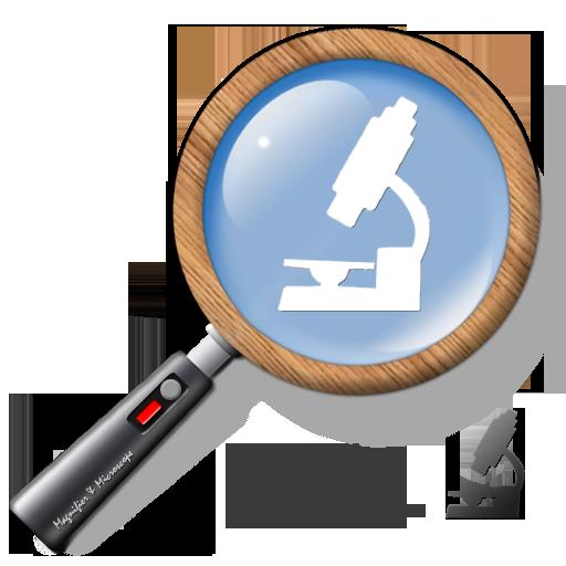 Lupa & microscopio