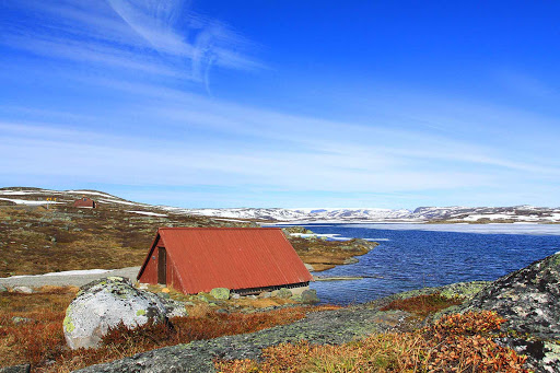 Norway-Hardangervidda1 - Hardangervidda National Park is popular with visitors interested in outdoor activities.