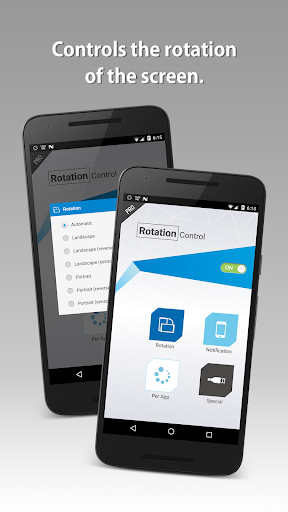 Screenshot for Rotation Control Pro in United States Play Store
