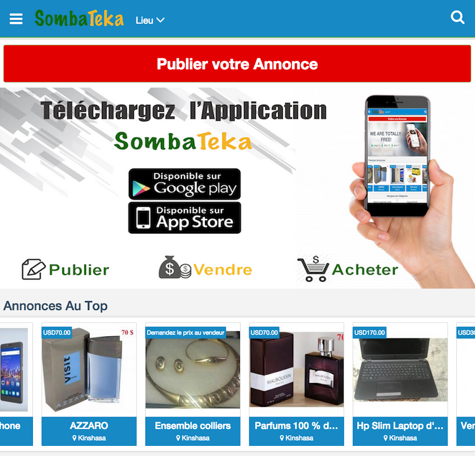 SombaTeka- screenshot