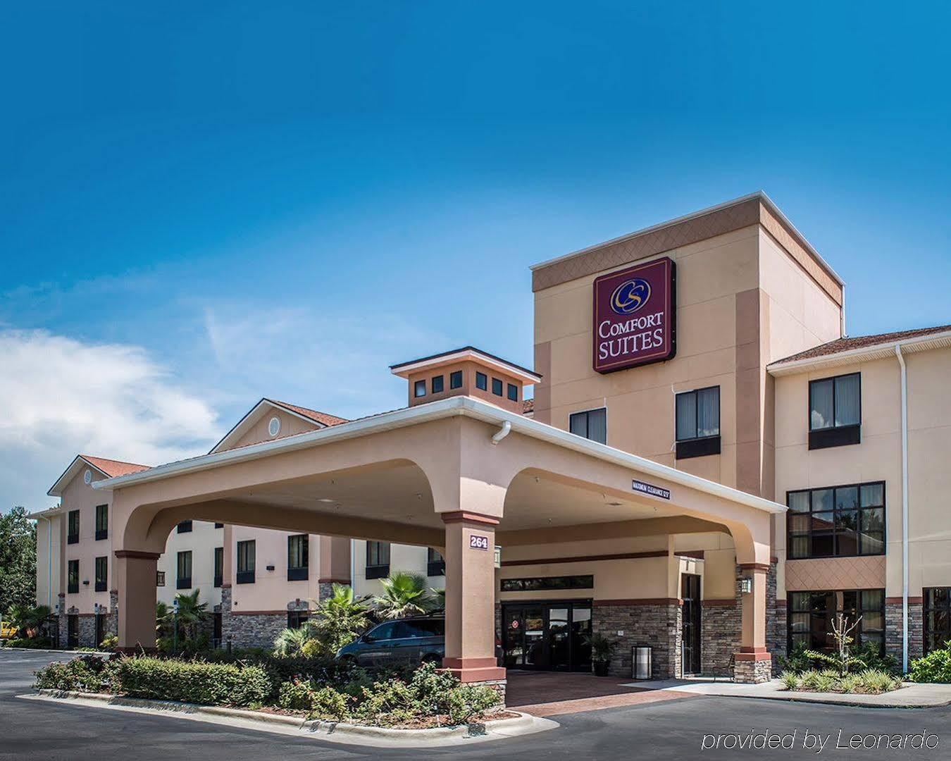 Comfort Suites Panama City Fl 264 North Tyndall Pkwy 32404