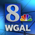 WGAL News 8 and Weather icon