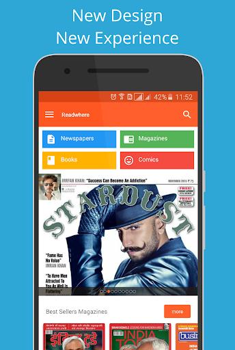 readwhere - News Magazines