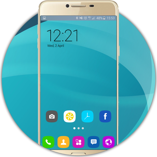 Theme for Samsung J7 Prime on Google Play Reviews | Stats