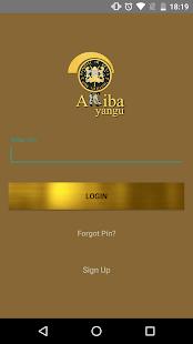 Akiba Yangu - náhled